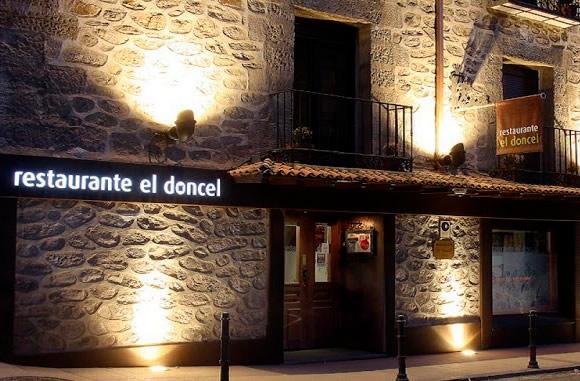 Restaurante El Doncel, a la vanguardia de la cocina manchega