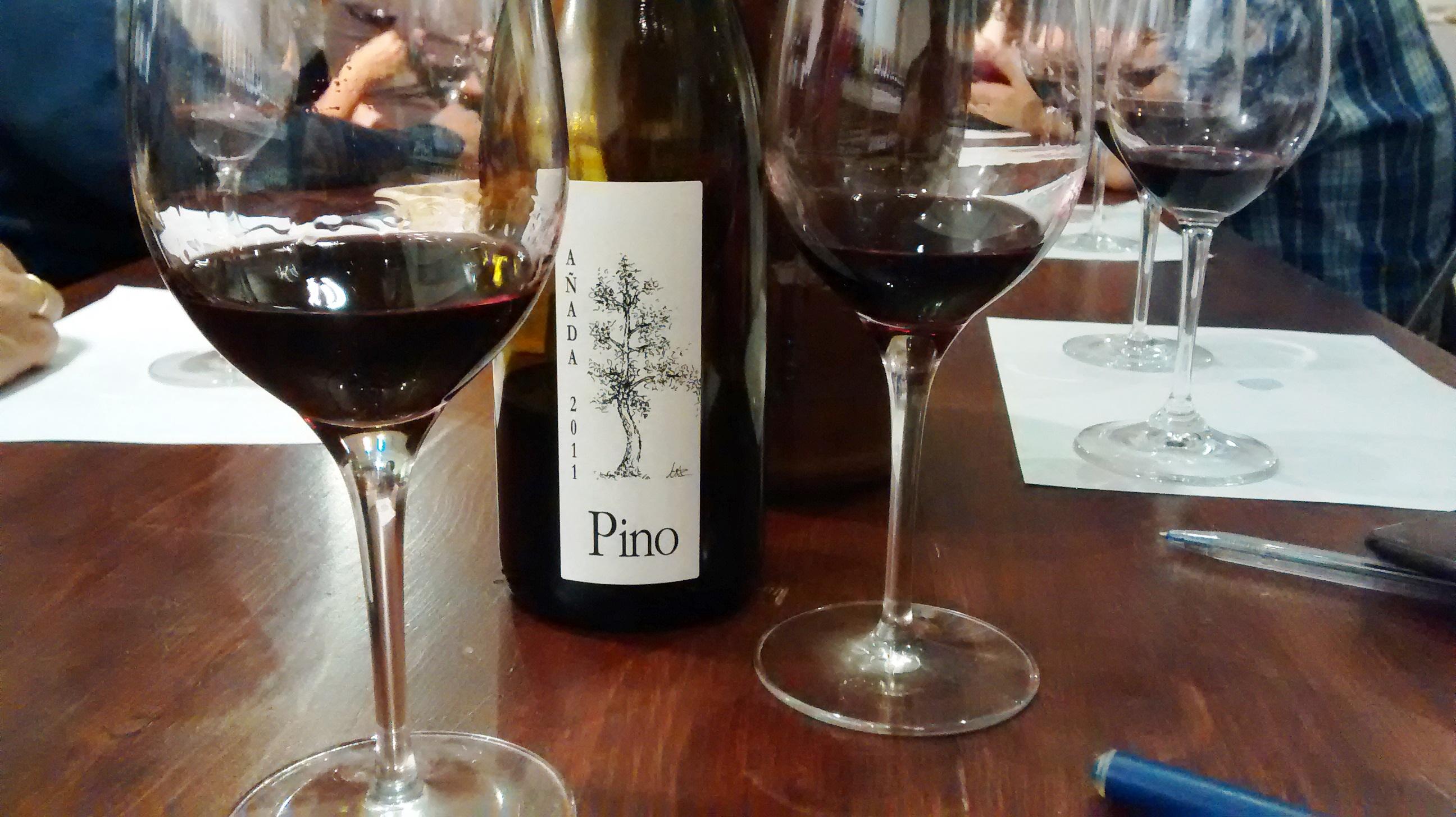 Copas de Pino 2011 y Pino 2012 de Juan Antonio Ponce