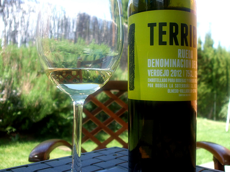 Terrible verdejo 2012