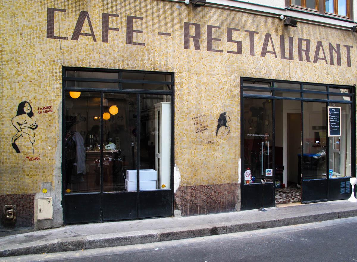 Au Passage, París