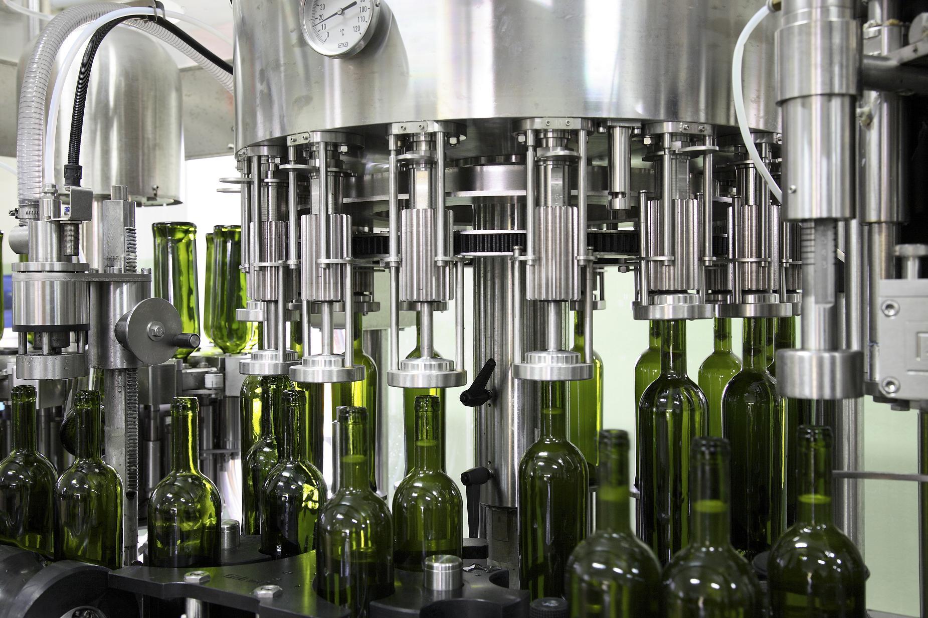 Embotellado del vino